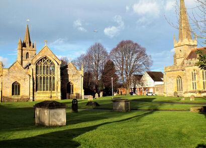 Evesham Local Area Image